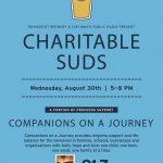 Rhinegeist Charitable Suds night, supports COJ Wed. Aug 30th.