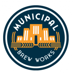 Municipal Brew work logo