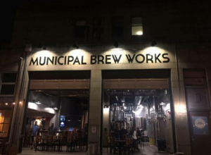 Municiple Brew Works Store