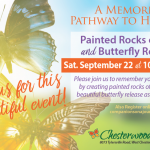 A Memorial Pathway to Healing; butterfly release memorial