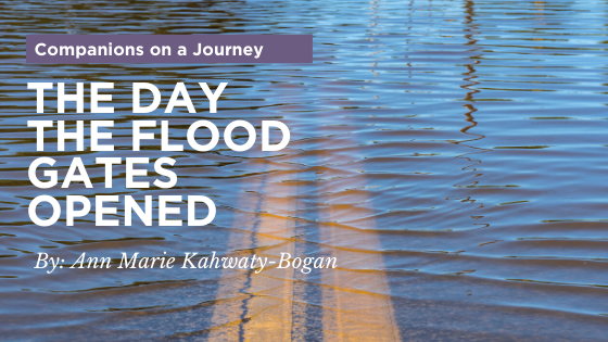 The Day the Flood Gates Opened Blog Banner